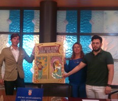Presentación de las XXXIII Jornadas Folclóricas Nazarenas Internacionales. Foto: H. Peña