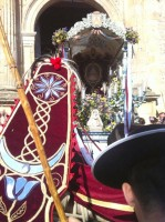 Carmona vivió un domingo de auténtica fiesta. Foto: Ezequiel García