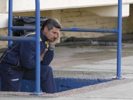 Sevilla 05 01 2014: SanJuan-XerezDeportivoFOTO:J.M.PAISANO