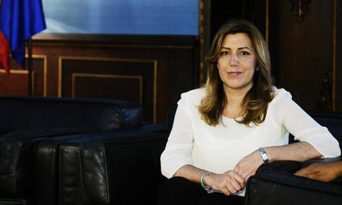 SUSANA DÍAZ NO ASPIRARÁ A LA SECRETARÍA GENERAL DEL PSOE