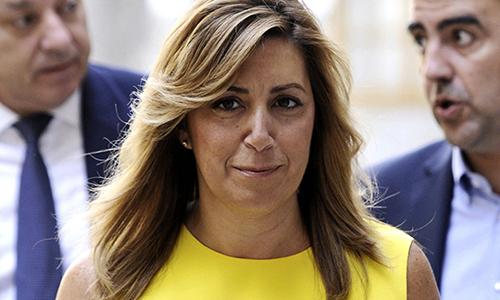 Susana Díaz amarillo blog