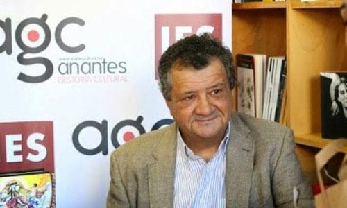 Carlos Arenas Posadas parte de una base histórica para dar forma a un relato negrocriminal. / Foto: El Correo