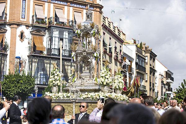 Corpus de Triana. / Foto: Carlos Hernández
