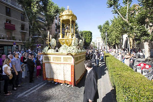 Corpus de la Magdalena. / Foto: Carlos Hernández