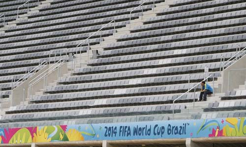 estadio Brasil Mundial