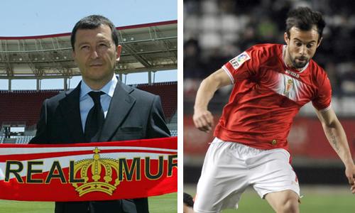 A la izquierda, José Luis Molina. A la derecha, Francisco José Molinero / José Valero - Juanchi López