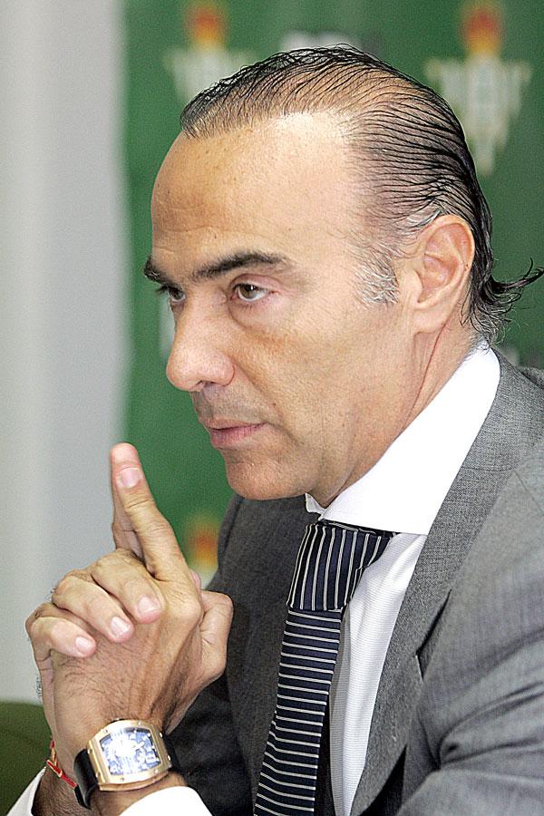 Luis Oliver. / Paco Puentes