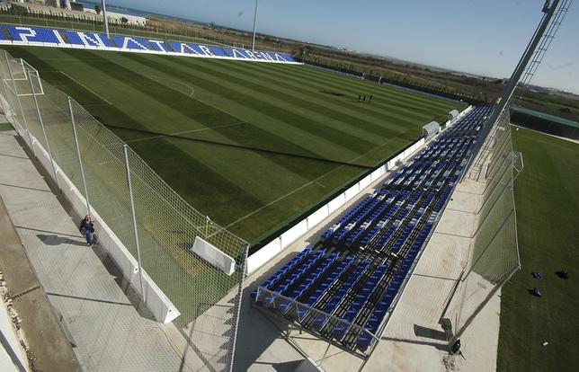 El Betis trabajará en el Pinatar Arena Football Center del 16 al 23 de julio.