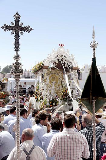 Presentación de la hermandad de Albaida. / Foto: José Luis Montero