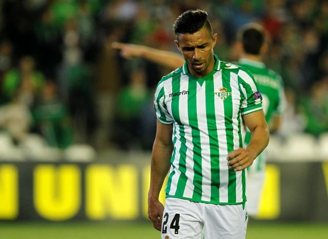 Rubén Castro, en el derbi europeo de la pasada temporada / Ramón Navarro