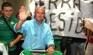 Lorenzo Serra Ferrer está cada vez más cerca del Betis.