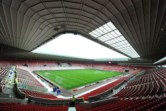 El Stadium of Light, donde el Betis visitará al Sunderland el 7 de agosto.