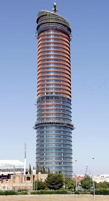Torre Pelli. / Foto: José Luis Montero