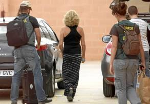 Dos nuevos detenidos en la operación por presuntas facturas falsas de UGT-A