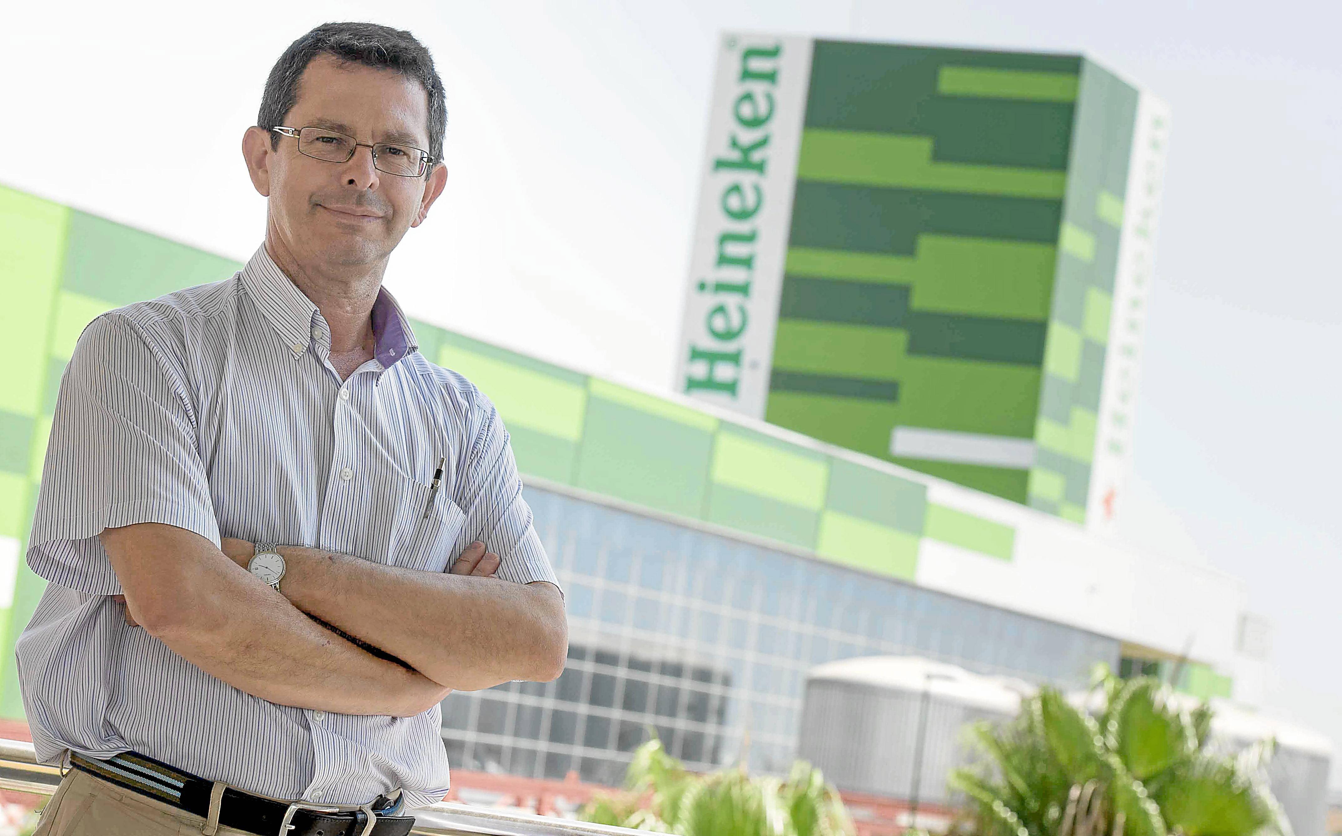 Sevilla 25-07-14  Fabrica de Heineken (Cruzcampo)<br /><br /><br /><br />  Maestro cervecero,