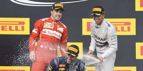 Hungarian Formula One Grand Prix