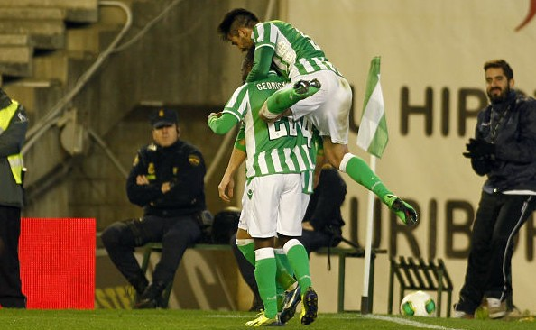 BETIS-ATHLETIC 13-14