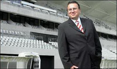 El presidente del Stade Reims