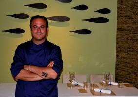 Ángel León en la sede de su restaurante Aponiente. Foto: Laura López