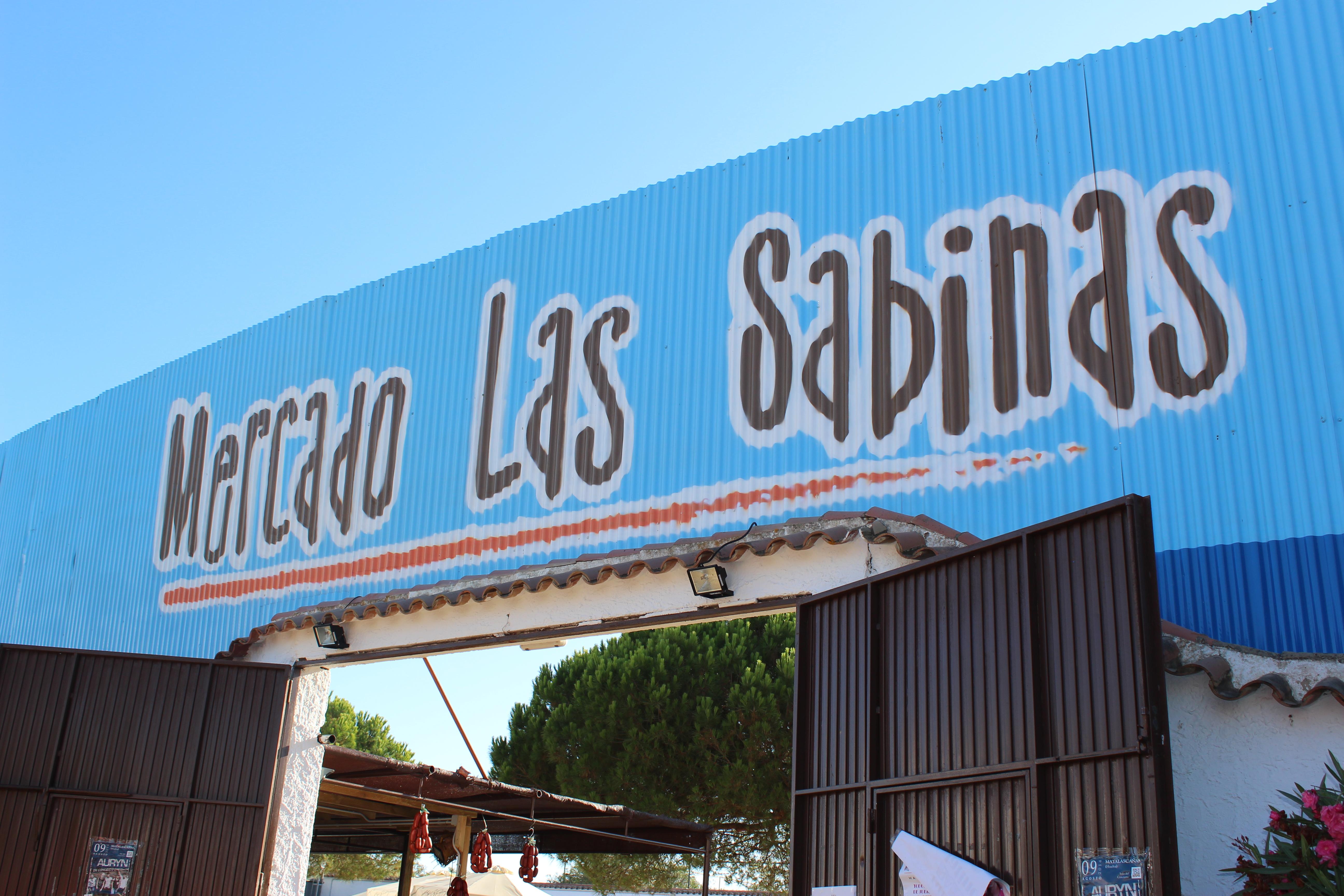 Mercado Las Sabinas / M. Bautista