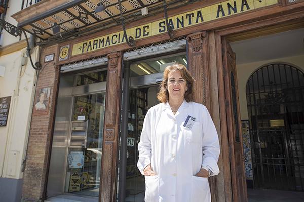 Sevilla 07 08 2014: Trianera de honorFOTO:J.M.PAISANO
