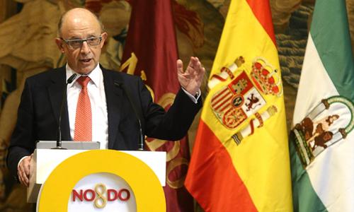 MONTORO RECLAMARÁ A LAS COMUNIDADES AUTÓNOMAS QUE PAGUEN A LOS PROVEEDORES