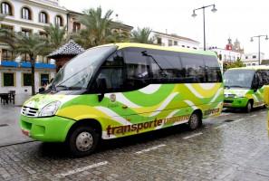 Los autobuses urbanos de Utrera cambiarán de empresa adjudicataria. Foto: Salvador Criado