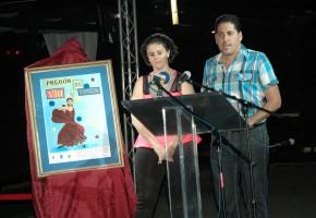 Elisabeth Escalera y Manuel Romero forman el matrimonio que dará el primer pregón feriante al alimón.