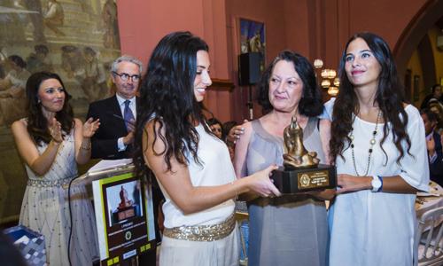 El Colegio de Procuradores entrega el primer premio 'Procuradora Ascensión García Ortiz' en el Museo de Carruajes. / Carlos Hernández