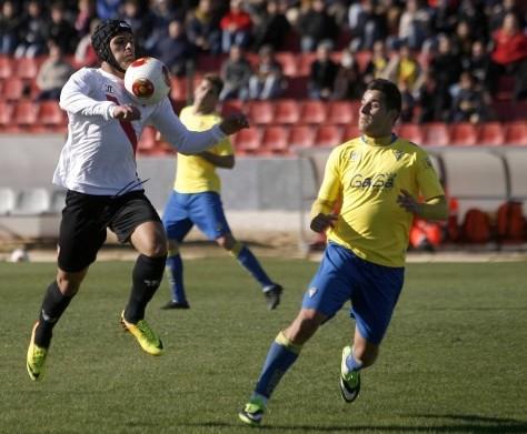 Sevilla 1 12 2013: SevillaAtlético-Cádiz CF.FOTO:J.M.PAISANO