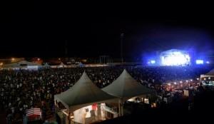 Alrumbo Fest en su edición del año pasado. Foto: El Correo