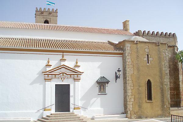 Santuario de  Nuestra Señora del Aguila de Alcalá de Guadaíra. / El Correo