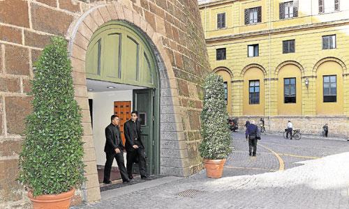 Sede del Instituto para las Obras de Religión, que cambia de presidente dentro de los cambios acontecidos por las reformas en la Santa Sede. / Foto: El Correo