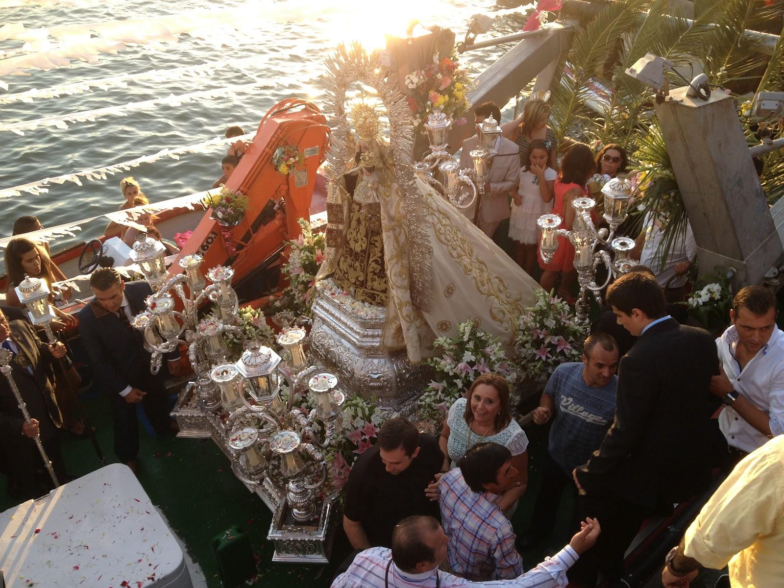 Virgen del Carmen - Isla Cristina