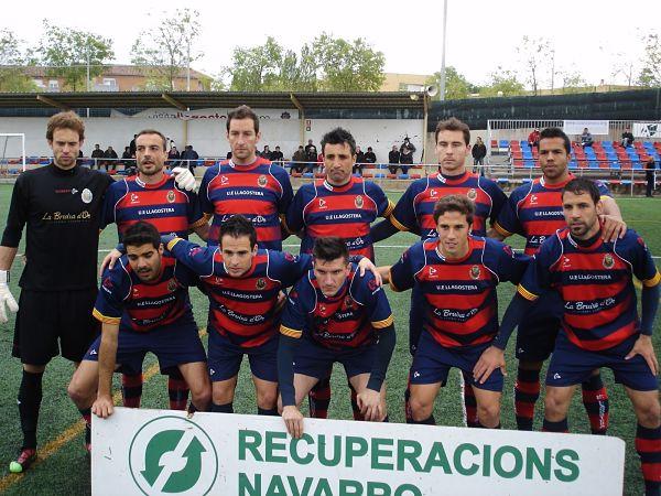 El Llagostera, primer rival del Betis en la Copa del Rey 14/15 (Foto: El Blog de L'Hospi)