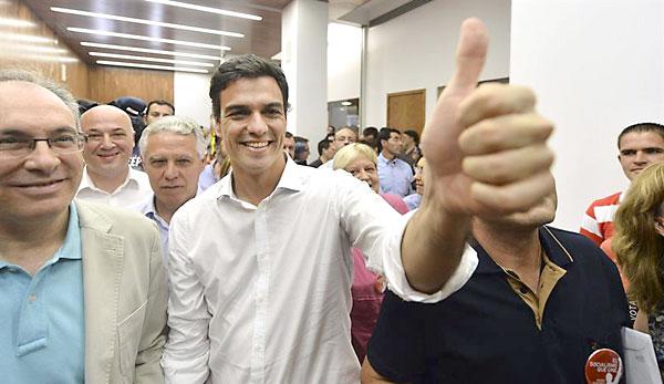 Pedro Sánchez. / EFE