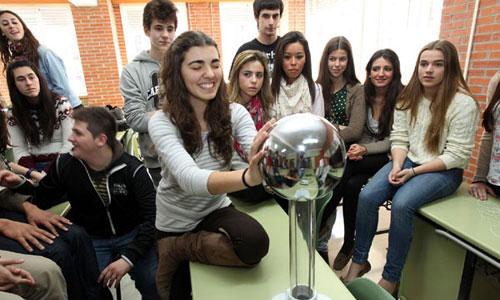 Imagen de ediciones anteriores del Campus Científico. / Foto: El Correo