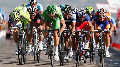 Imagen de 'La Vuelta Ciclista España 2012. Foto: El Correo