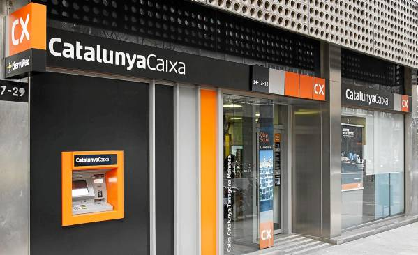 Catalunya banc reduce a testimonial su red en andaluc a for Catalunya banc oficinas