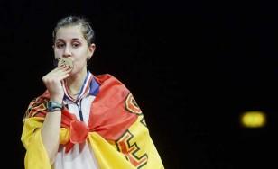 2014 BWF World Badminton championships in Copenhagen
