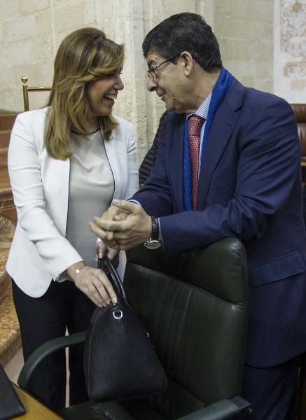 PLENO EXTRAORDINARIO DEL PARLAMENTO ANDALUZ