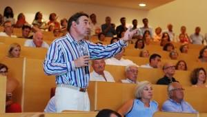 La convocatoria congregó a 400 asistentes en el auditorio Tecnotur. Foto: Laura López