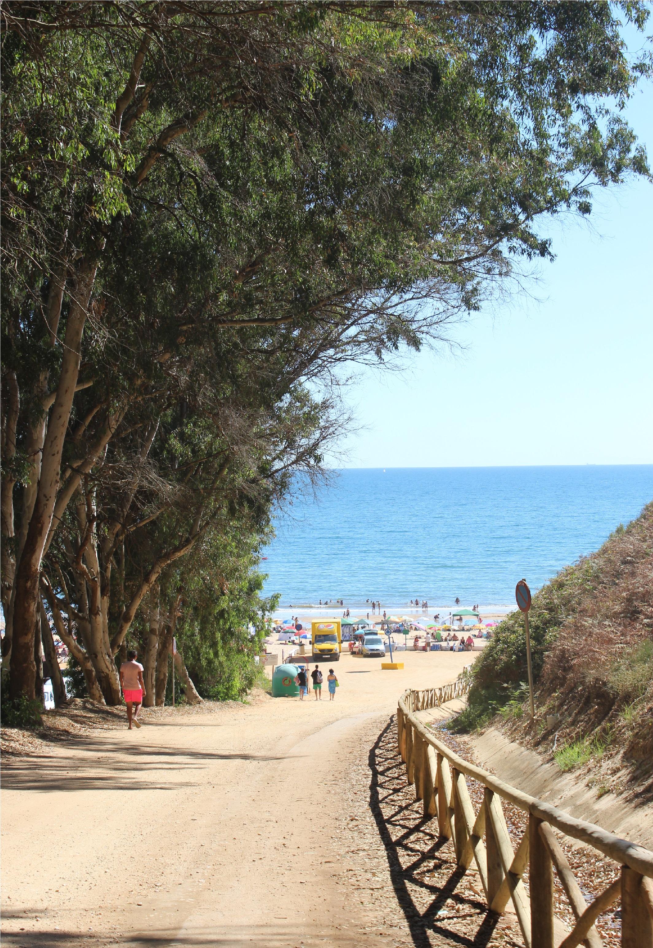 Playa del Parador1 / M. Bautista