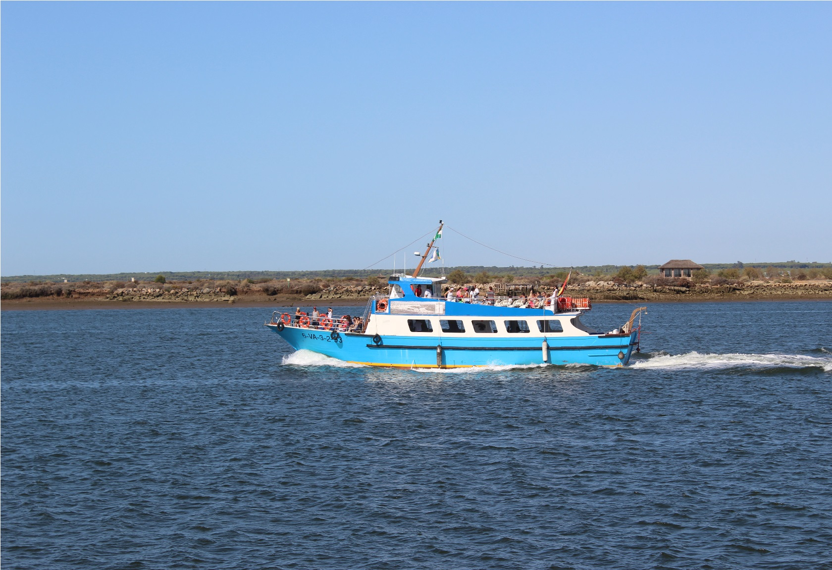 Canoa de Punta Umbría3 / M. Bautista
