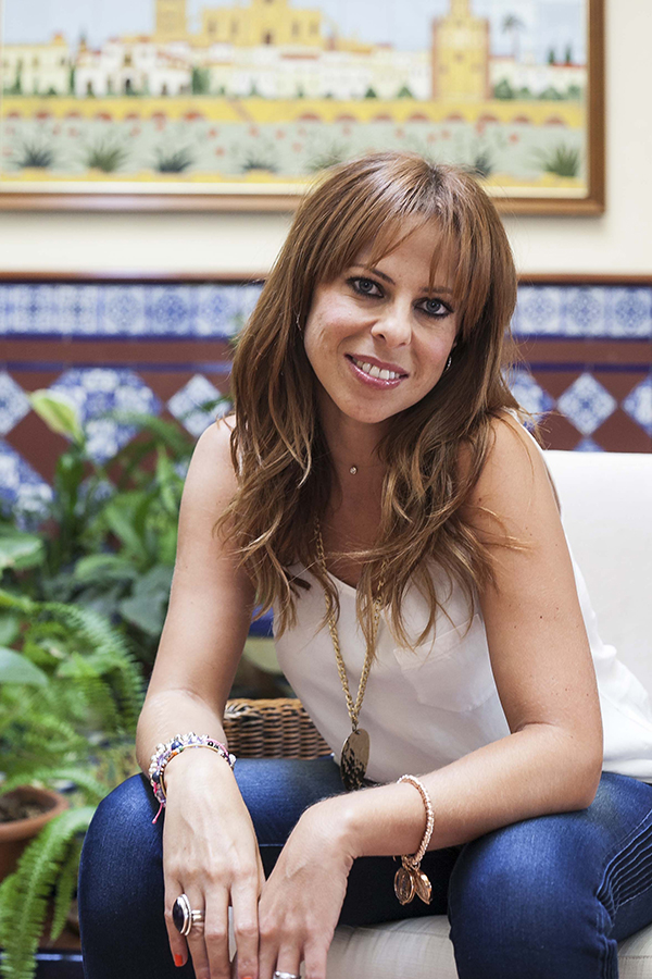 La cantante Pastora Soler celebrará sus 20 años en la música el 13 de septiembre en el Auditorio Fibes. / J. M. Espino