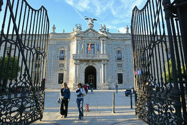 Rectorado de la Universidad de Sevilla. / Paco Cazalla