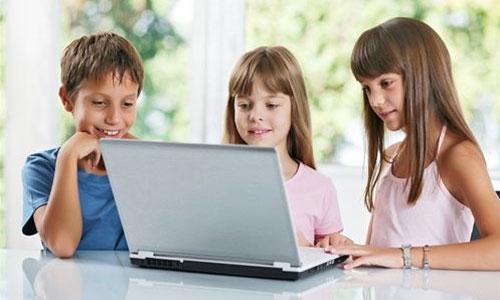 Niños-ordenador