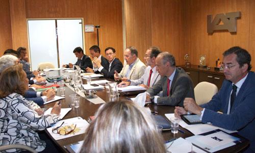 Imagen de la última asamblea general de 'Sevilla Capital Inteligente'. / Foto: El Correo