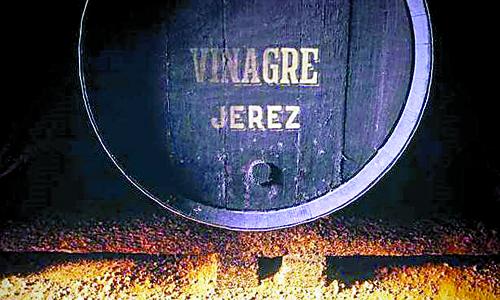 Vinagre Jerez