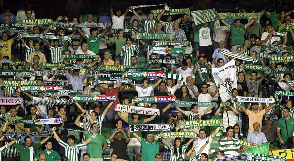 REAL BETIS - OLYMPIQUE LYON